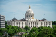 A fight between the DFL-controlled House and GOP-led Senate has blocked the spending of a $61 million environmental trust fund for the first time sinc