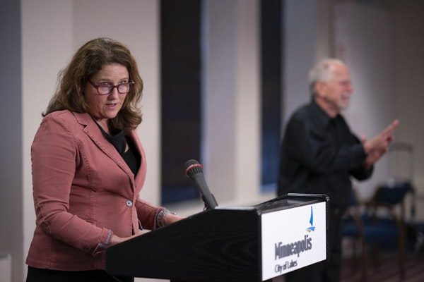 """Minneapolis official Andrea Brennan said the projects """"respond to … gaps in our homeless response system."""""""
