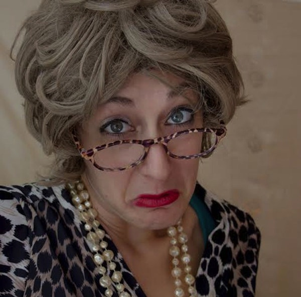 """""""Edith vs. Quarantine"""" 89 & One Tough Cookie"""": Amanda Erin Miller plays a spry octogenarian who hasn't left her apartment since COVID-19 desce"""