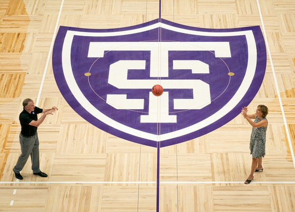 St. Thomas will start Division I play in the 2021-2022 season.