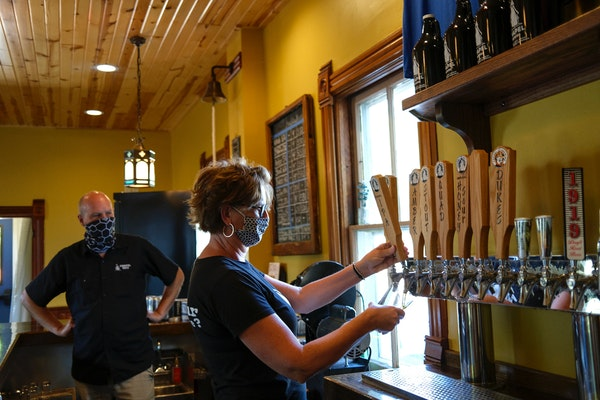 Minnesota's brewery boom is spilling over into small towns