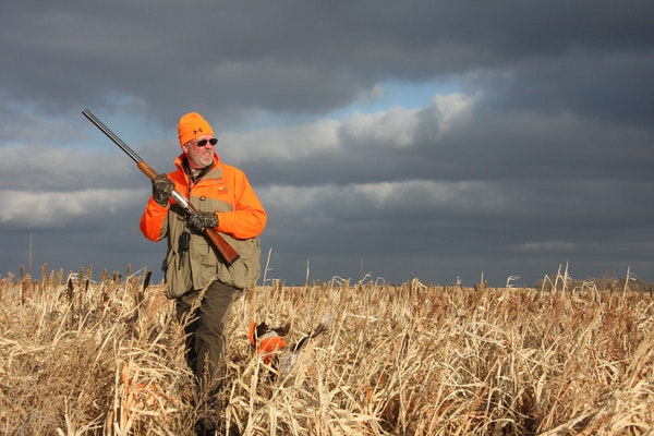 """Dave Nomsen recently ended a long career with Pheasants Forever. """"Conservation is a fact-based, science-based story,"""" he said of communicating wel"""