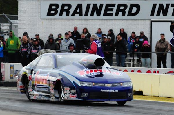 Brainerd International Raceway ready for its big weekend