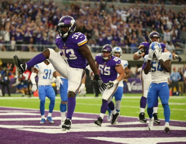 Vikings camp preview: Cooking up a backfield plan
