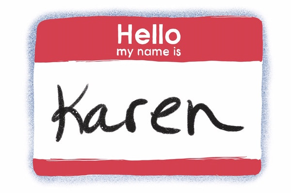 Minnesotans named Karen say they're OK with the name, despite the mean meme.