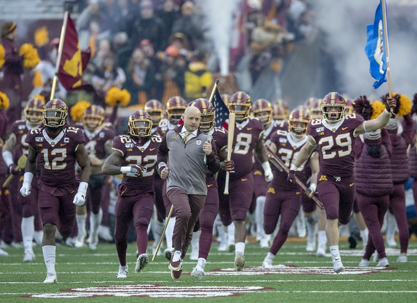 The Gophers are scheduled to open the season Sept. 5 at Michigan State.