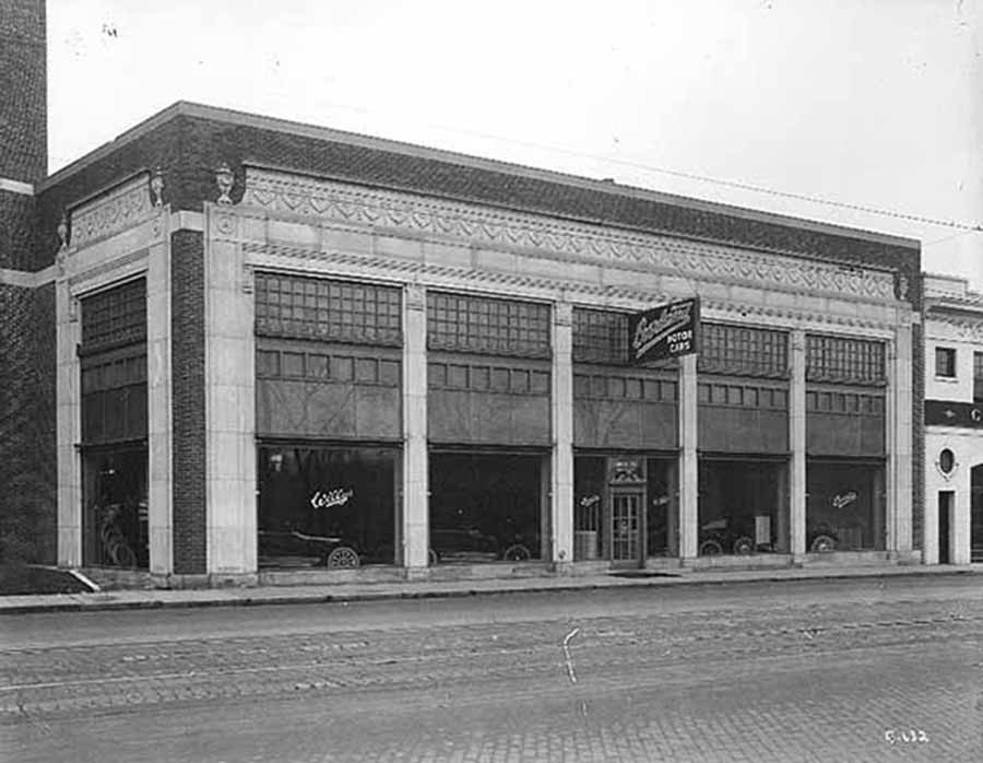 Twin Cities Car Showrooms In Early 20th Century Were As Showy As The Vehicles They Sold Star Tribune