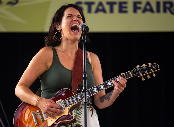 Joyann Parker, who played the State Fair last year, will perform a Patsy Cline tribute as part of the Relief Sessions in Burnsville.