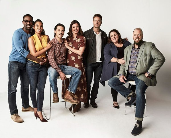 """NBC's """"This Is Us"""" is one of the popular broadcast network shows that would become available through the Locast app.Photo by Maarten De Boer, NBC Univ"""