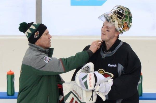 Wild won't bring back long-time goalie coach Bob Mason