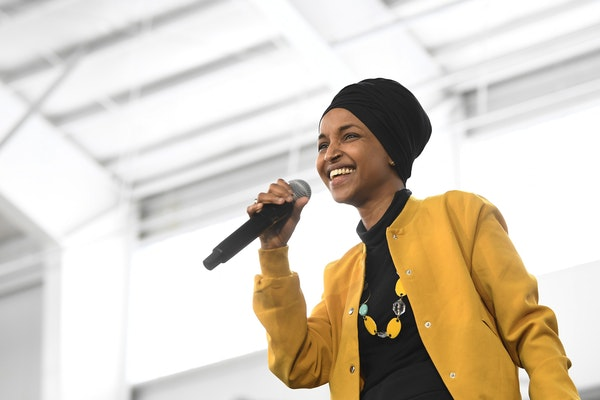 Ilhan Omar is the right choice to represent the Fifth District, Andrea Jenkins writes.