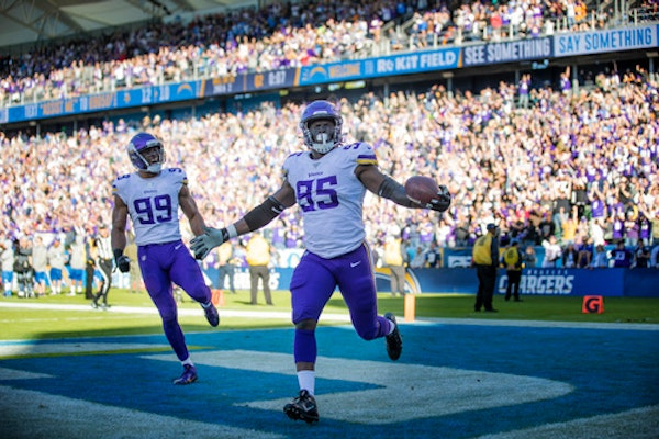 Vikings camp preview: About that big defensive line overhaul