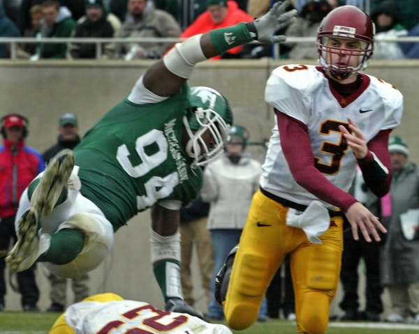 Talking about what's ahead for Gophers football