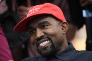 Kanye West announced in July that he planned to run for the White House himself as an independent candidate.