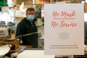 Brooks: At last, a mask mandate for Minnesota