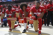 Souhan: Strong statement needed, and Vikings signing Kaepernick would do it