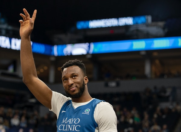 Okogie's message about being black in America: 'We're never safe'