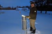 Brooks: Minnesota's weather watchers embrace their temp gig