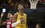 Pregame: Can the Gophers get dominant Daniel Oturu back Sunday?