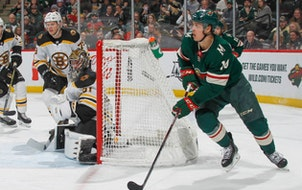 Wild mailbag: Eriksson Ek looks ready for more responsibility