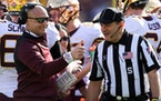 New Gophers offensive coordinator will call plays next season