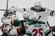 Wild moves back into playoff spot before three-day break