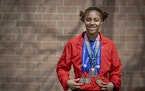 JJ - 583 & 811 Test Rare sweep of sprints by North St. Paul track star in jeopardy