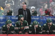 'We have an opportunity': Wild coach Evason eager to resume play