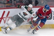 Seeler next man up for Wild with Spurgeon sidelined by hand injury