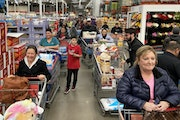 Some Minnesota stores draw huge crowds as consumers hunt for TP and soup