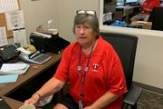 Reusse: What's up at Twins spring training? This woman knows it all