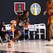 Lynx guard Crystal Dangerfield drove the baseline against the Phoenix Mercury on Sunday. Dangerfield finished with a team-high 20 points, but the Merc