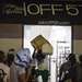 Crowds looted the Saks Off Fifth store in downtown Minneapolis on Wednesday, Aug. 26, after rumors swirled that police had shot a man, when in fact th