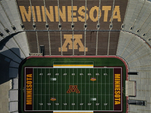 The Gophers athletic department released one round of COVID-19 test results June 30 and reported seven positive cases of 170 administered tests. That