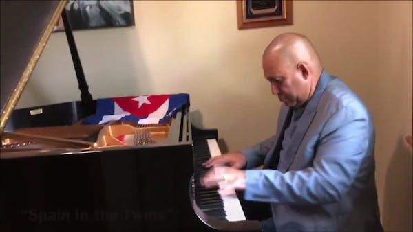 Watch jazz pianist (and COVID survivor) Nachito Herrera perform