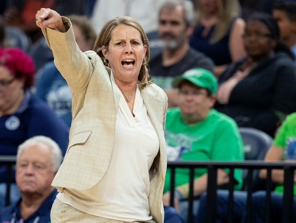 Lynx coach and GM Cheryl Reeve on WNBA's social justice efforts