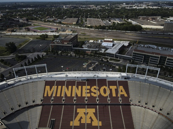 The University of Minnesota athletic department on Tuesday provided its first COVID-19 testing update in two months.