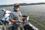 Don Pereira, the former fisheries chief for the state of Minnesota, joined a multi-species fishing club after his retirement. The Waterdogs have been