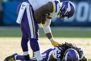 Souhan: Vikings shroud Dalvin Cook's latest injury in mystery