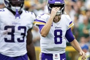 Souhan: Is Cousins regressing? Or did Vikings overestimate him from the beginning?
