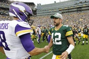 Scoggins: Rodgers overcomes error while Cousins makes inexcusable mistake