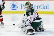 Iowa Wild's Kahkonen voted AHL's outstanding goaltender