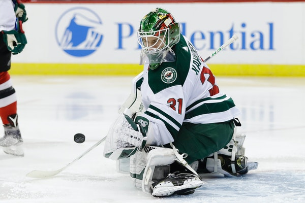 Iowa Wild's Kahkonen voted AHL's outstanding goaltender