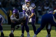 Scoggins: Glamour moves made, fixing offensive line next Vikings challenge