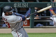 Scoggins: Most entertaining hitters? Look at oldest and youngest Twins