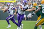 Scoggins postgame: Cousins' gaffes decisive in Vikings' loss