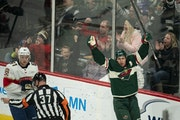 Wild's Parise aims for more scoring consistency