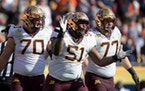 Fleck praises 'huge accomplishment' in Gophers finishing 10th in AP poll