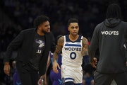 Reusse: KAT's got a friend in Russell, which is supposed to make us optimistic