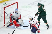 Playoff spot up for grabs for Wild in matchup vs. Capitals